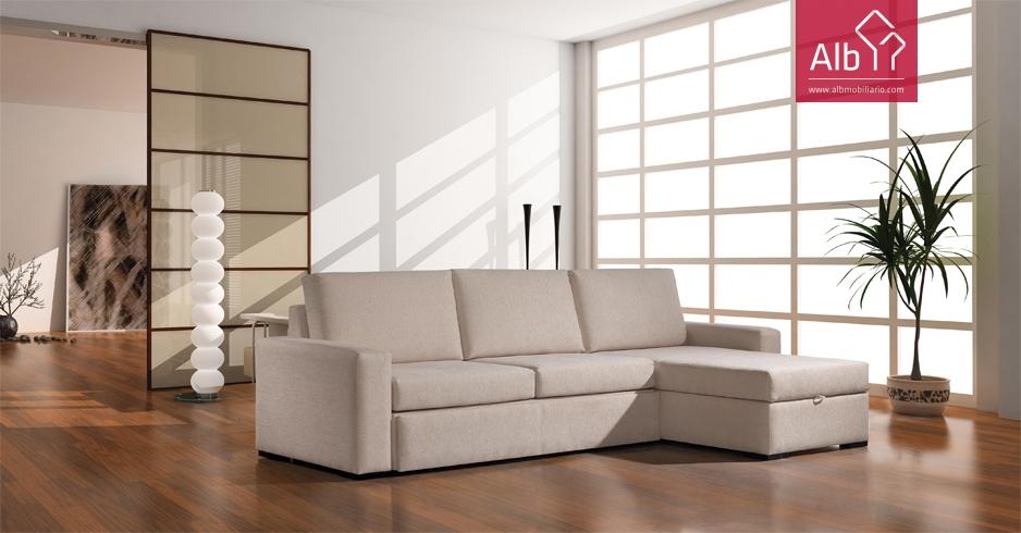 Moderno barato alb mobilirio e decorao paos de for Sofa chaise longue cama barato