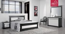 Quarto casal bicolor | Mobiliario moderno | Moveis modernos |  quartos multicolor |  Moveis design moderno | Moveis por medida |  Moveis online |  Mobiliario Lacado |