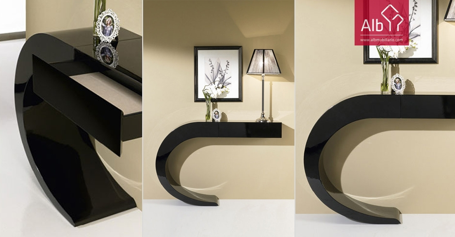 Contemporary Hall Furniture | Console Table | Lamp Tables | Hall Tables