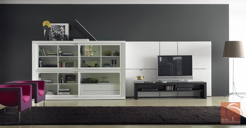Mveis online amarante alb mobilirio e decorao paos for Sala tv moderna