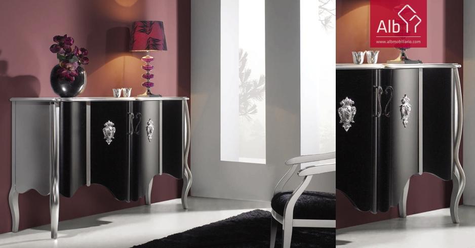 consola moderna para recibidor - ALB Mobilirio e Decorao - Paos de ...