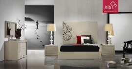 mobiliário e decoração de quartos de casal modernos