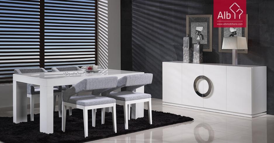 mesas de comedores | catalogo muebles | comedores modernos ...