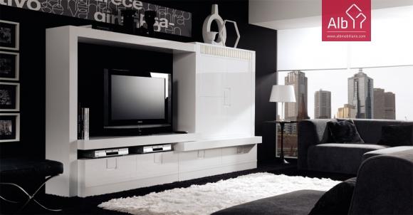 muebles salon | Logroño - ALB Mobiliário e Decoração - Paços de ...