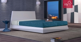 Contemporary Lacquered Master Bedroom, modern furniture, quality room furniture