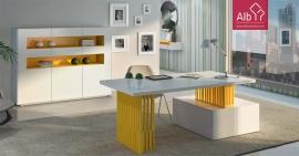 Mobiliário de escritório lacado