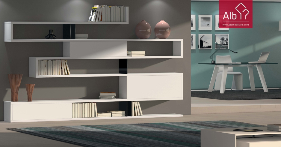 Mobilirio de escritrio lacado alb mobilirio e decorao for Mobiliario de escritorio