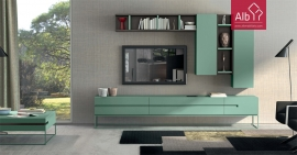 Furniture for living room lacquered