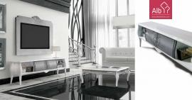 Moveis sala estar classicos | Sala Estar lacada