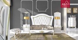 mobiliário de luxo cama