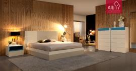 quarto lacado moderno albmobiliario