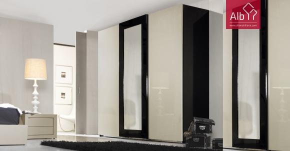 Roupeiros lacados modernos alb mobili rio e decora o for J g mobiliario