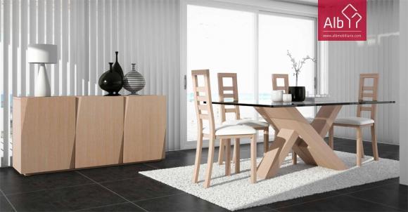 Muebles comedor modernos malaga alb mobili rio e for Muebles modernos malaga