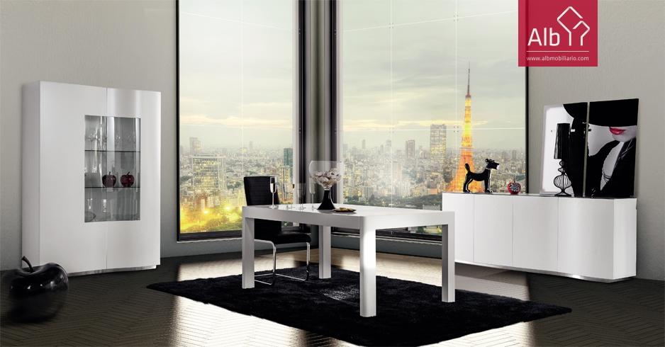 Muebles comedor Modernos Buffet design - ALB Mobiliário e Decoração ...