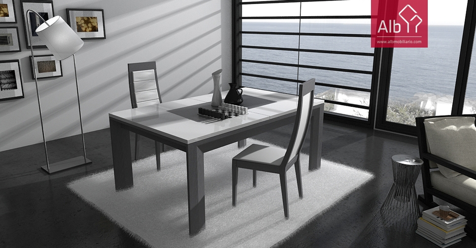 Muebles comedor palencia alb mobilirio e decorao for Muebles de oficina palencia