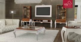 Sala estar moderna | Sala estar classica