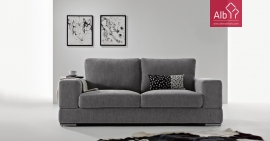 sofás modernos sofas tecido sofás albmobiliario porto