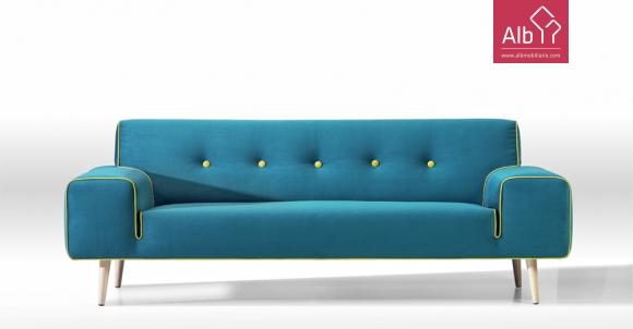 Sofá retro moderno   Sofas online   Sofas tecido   Sofas qualidade