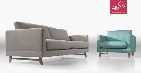 Sofa retro moderno | Sofas modernos | Sofas retro | Sofa rtp