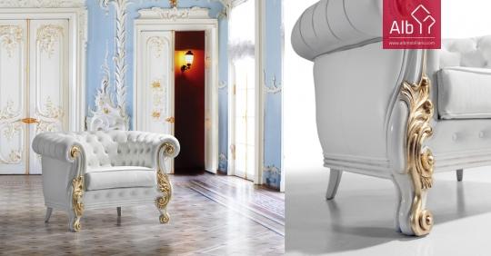 Sofs baratos alb mobilirio e decorao paos de for Sofas chesterfield baratos