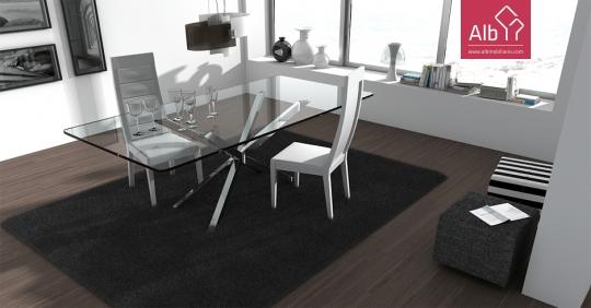 Mobilia sala de jantar modernas setubal alb mobili rio for Mobilia outlet