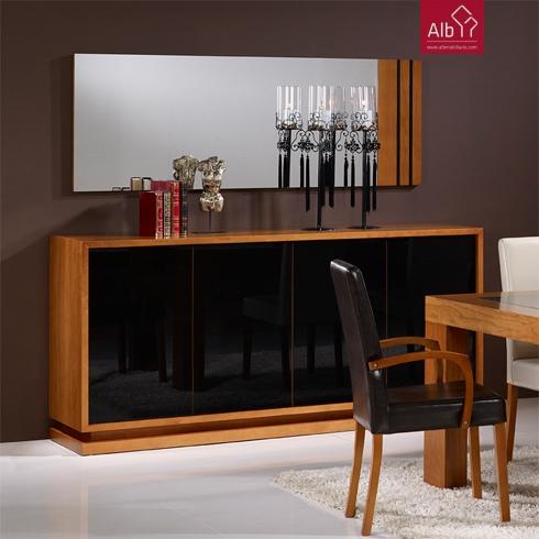 Muebles modernos aparadores salon comedor moderno for Muebles aparadores modernos