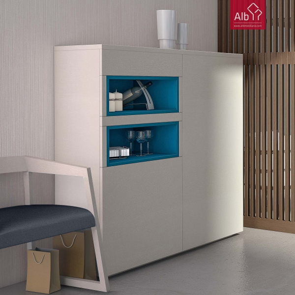 Armario Hemnes ~ mobiliario moderno de sala de jantar ALB Mobilirio e Decorao Paos de Ferreira Capital do Mvel