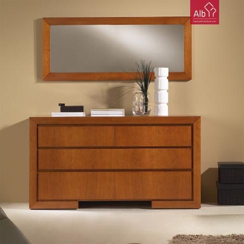 Tienda online de muebles alb mobilirio e decorao for Comodas modernas para dormitorio