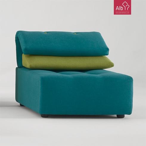 Sofa modular encostos reclinaveis sofas faro alb - Sofas por modulos ...