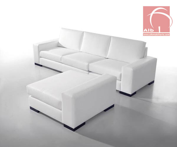 Tresillo Chaise Longue 3 plazas